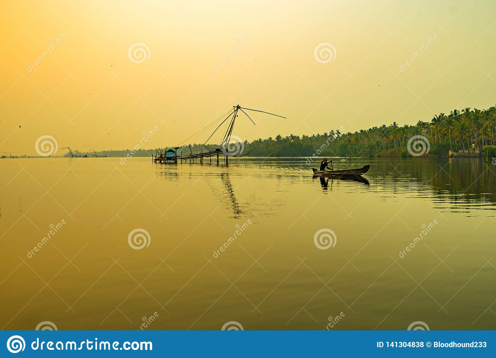 Binnenwateren in India
