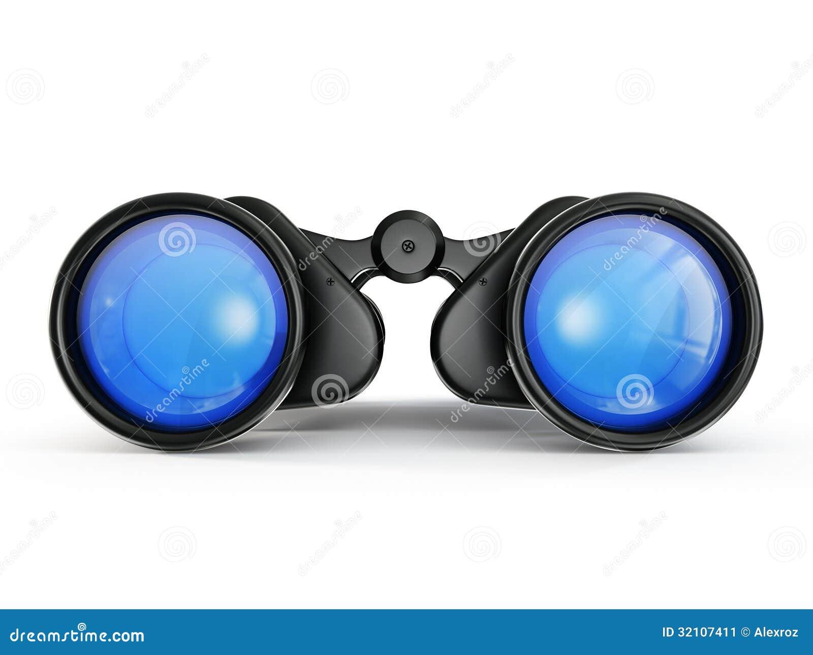 Binoculars Stock Image - Image: 32107411