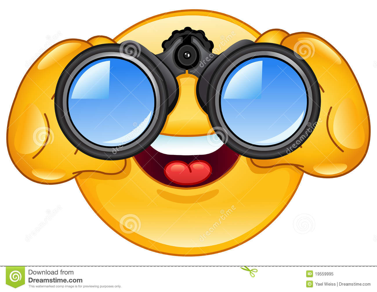 Binoculars Stock Illustrations 10,564 Binoculars Stock