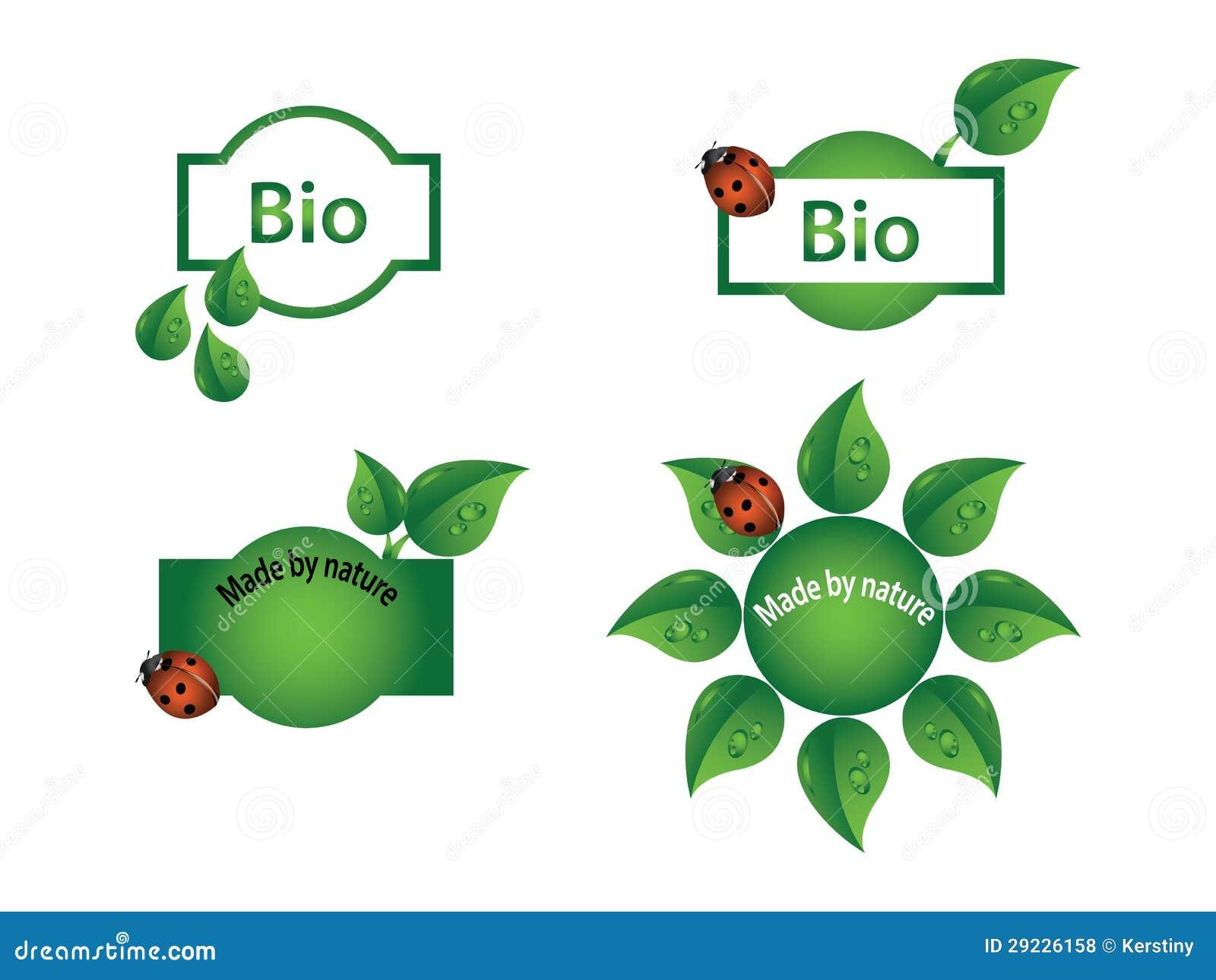 Download Bio etiquetas foto de stock. Imagem de venda, imagem - 29226158