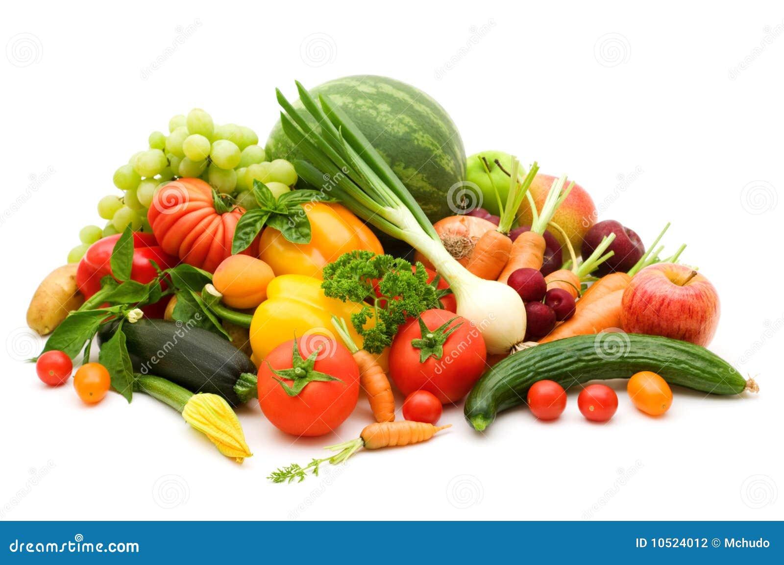 Bio fresh fruits