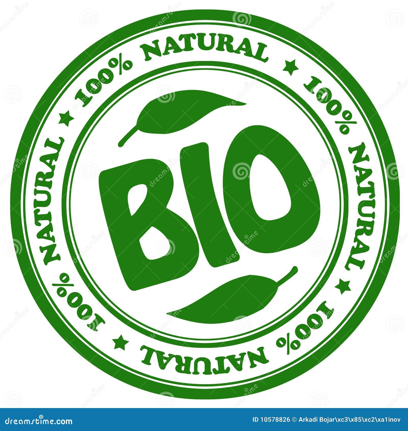 Bio Natural Stamp Royalty Free Stock Image Image 10578826