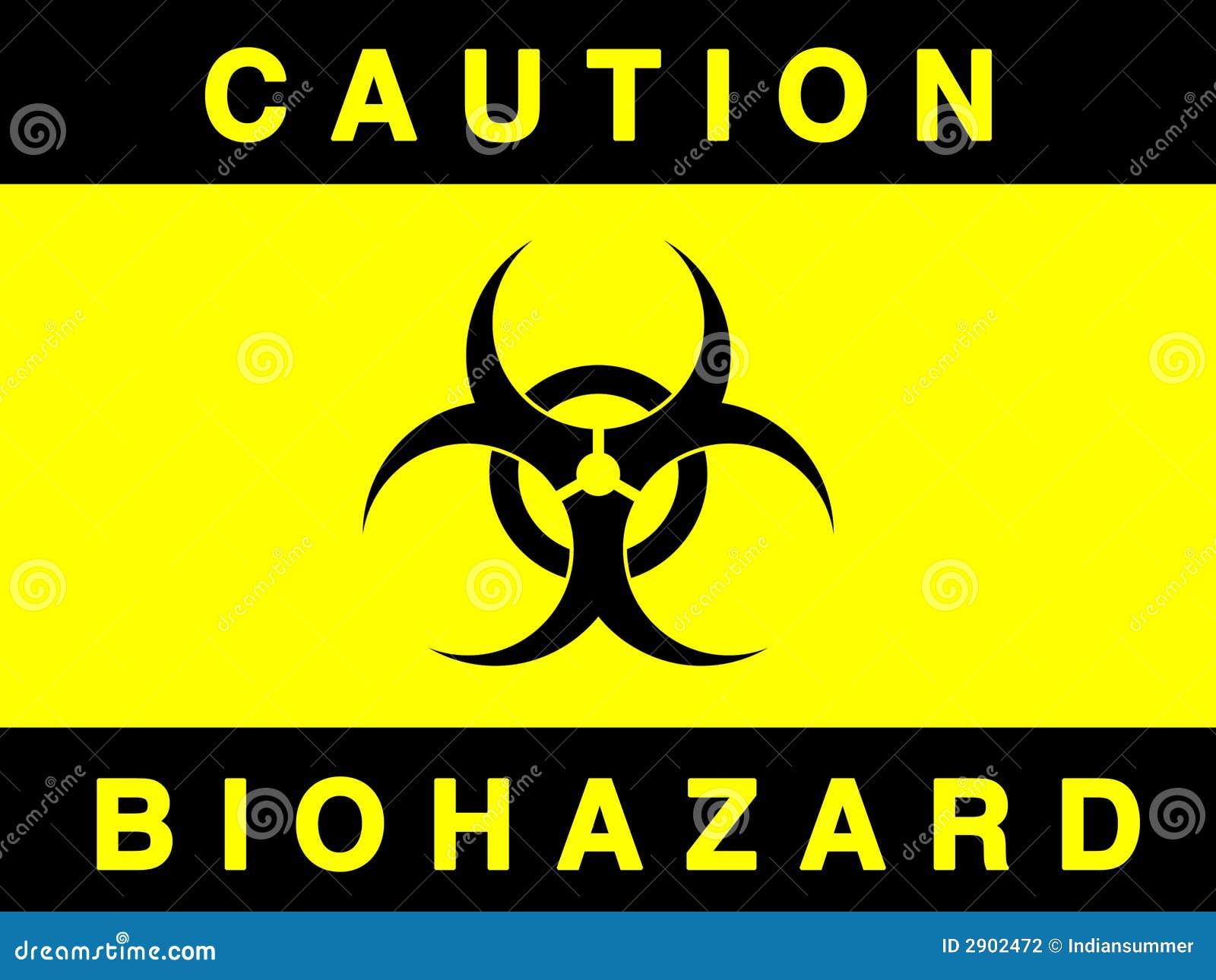 Biohazard Sign Stock Illustration Illustration Of Symbol 2902472