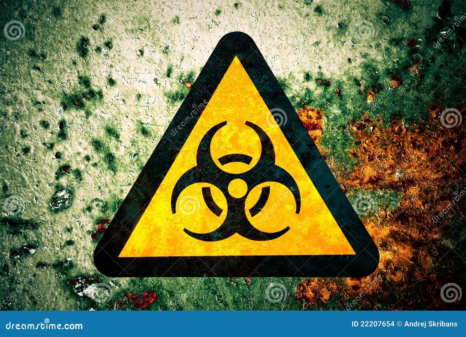 Biohazardtecken
