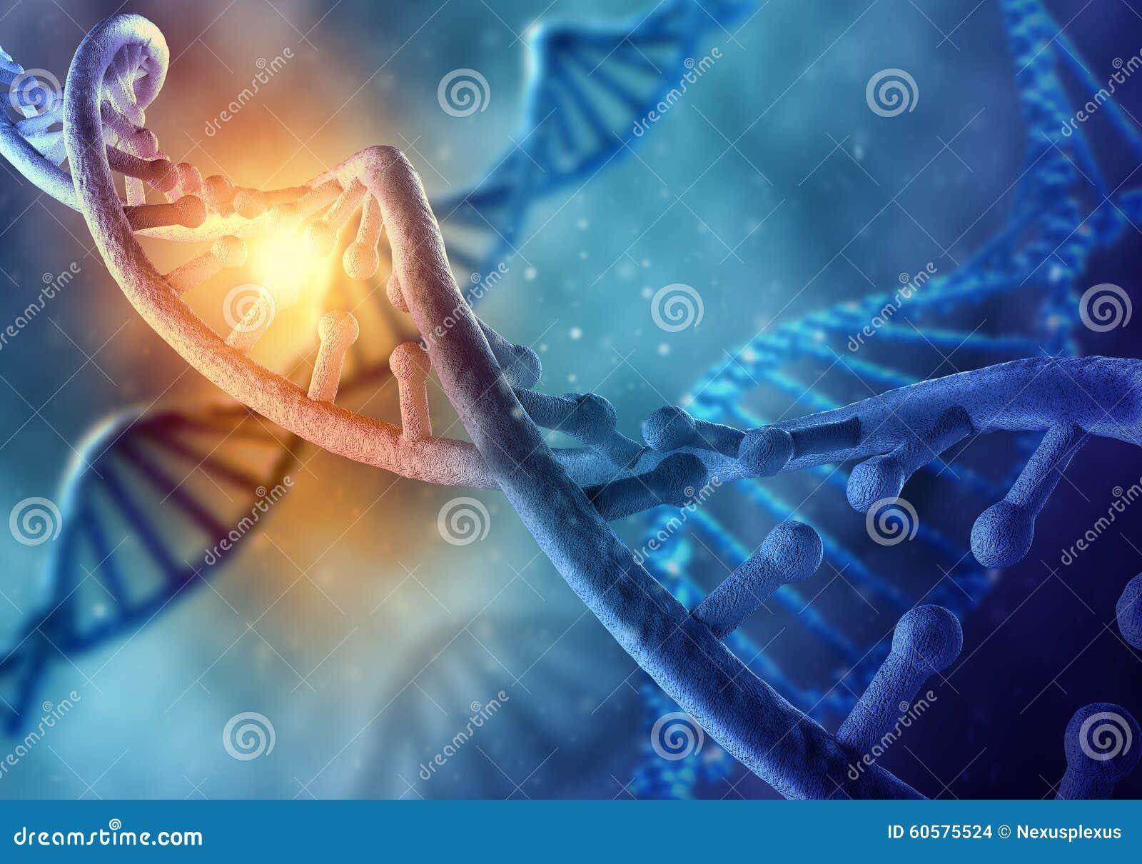 Biologie, Wissenschaft und medizinisches Technologiekonzept