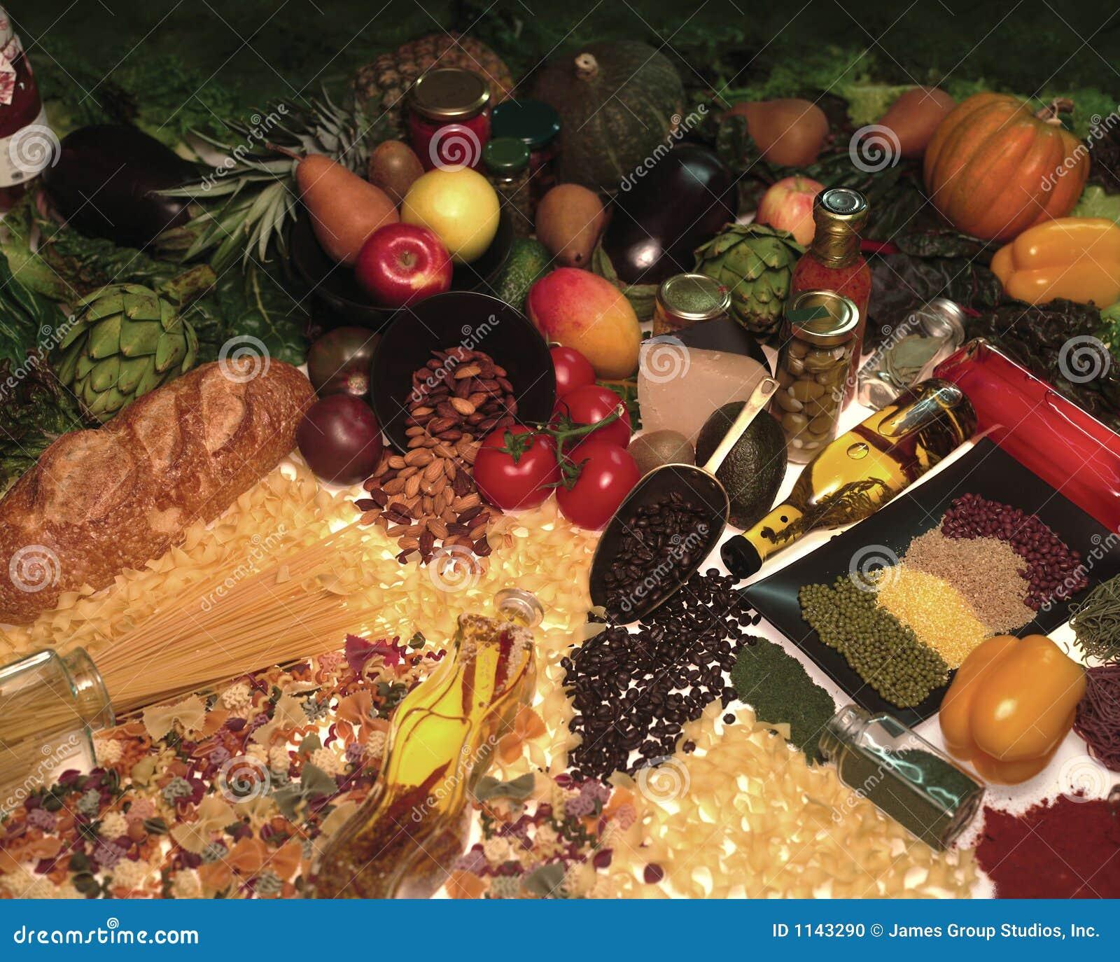 Biologisches Lebensmittel