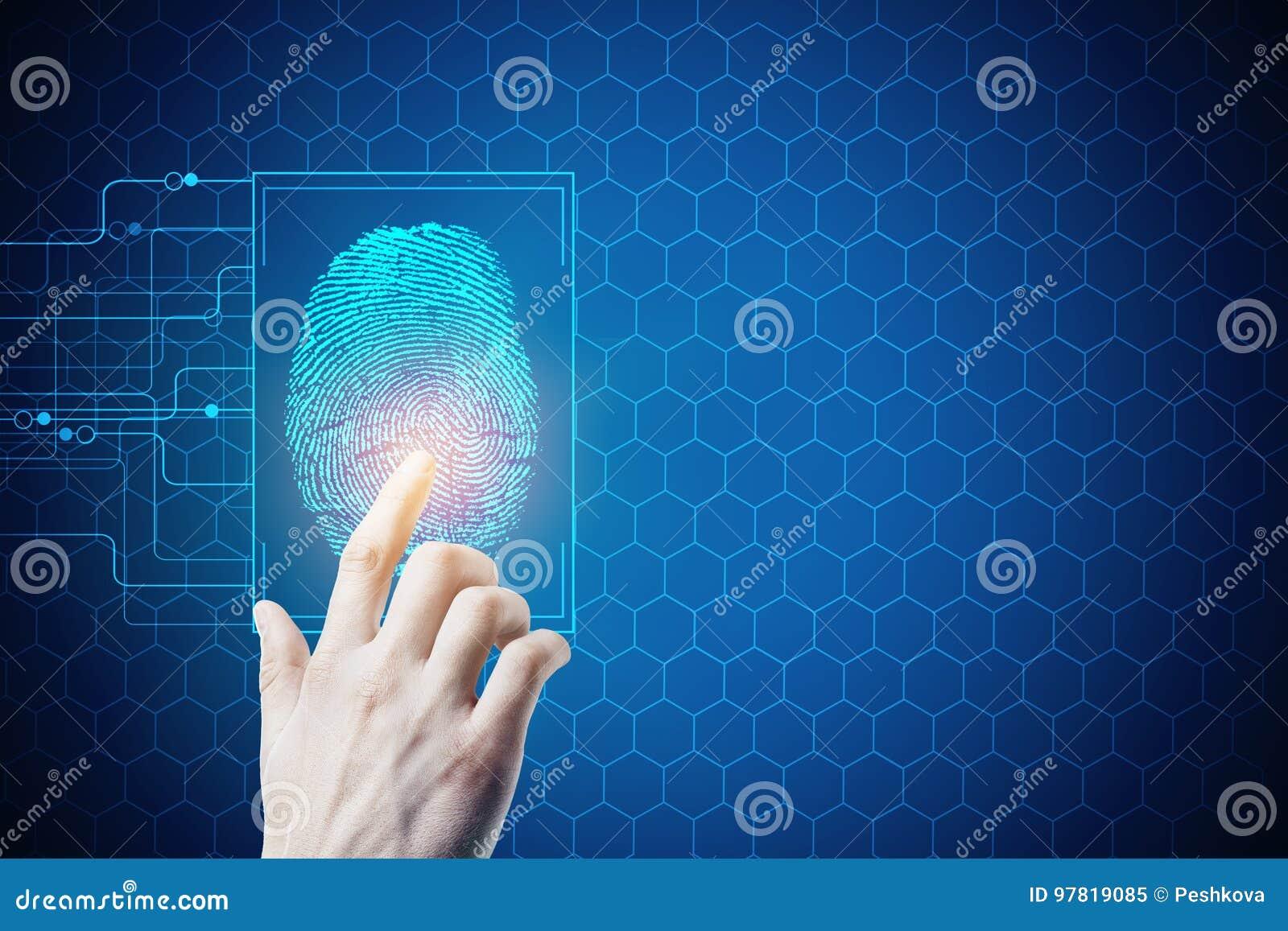Biométrica, seguridad y acceso