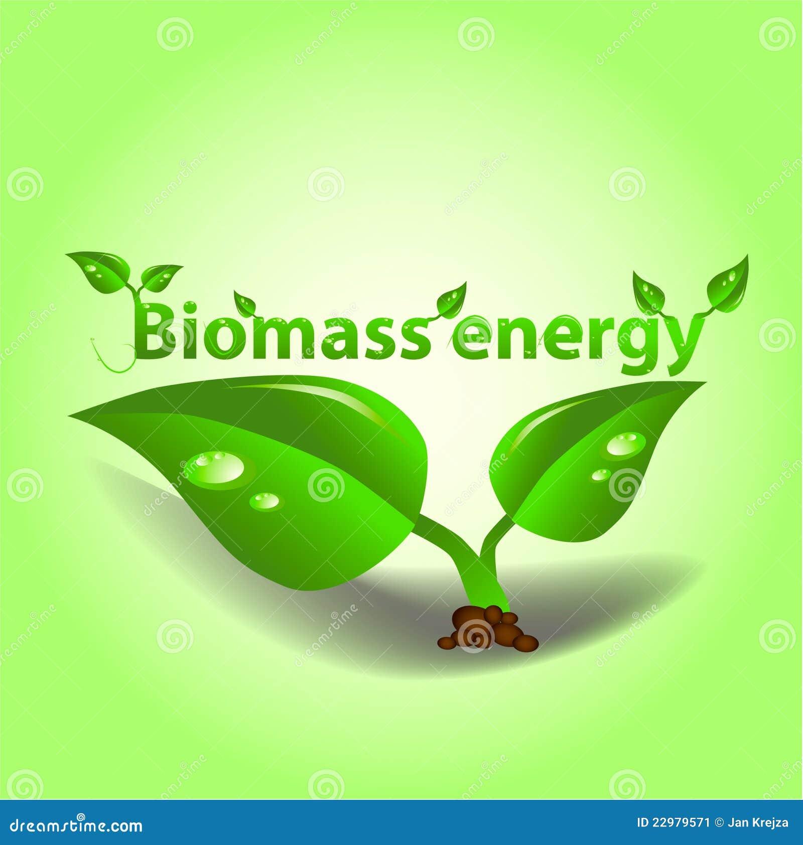 biomass energy stock vector illustration of green material 22979571. Black Bedroom Furniture Sets. Home Design Ideas