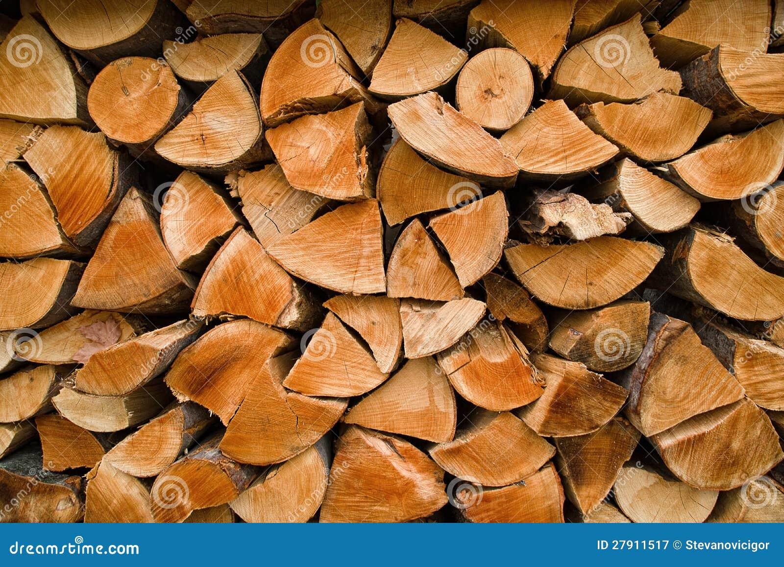 Biomass firewood royalty free stock photography image