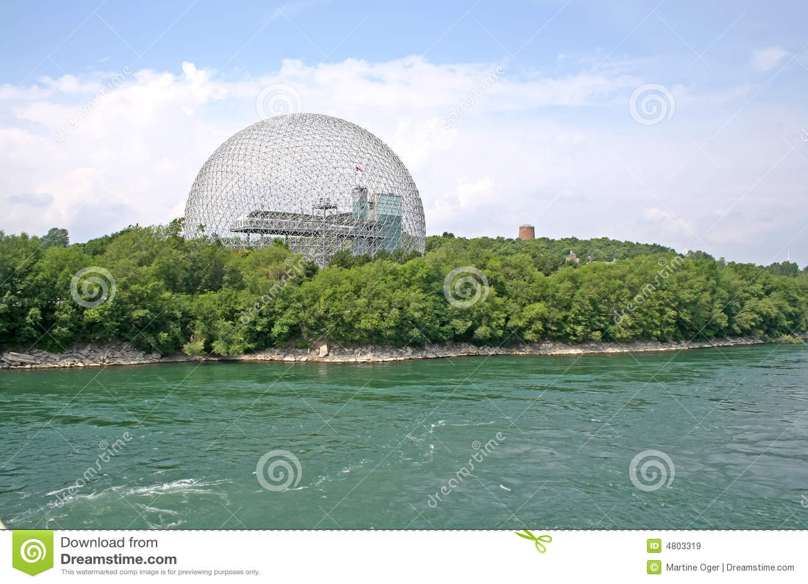 The Biosphere.