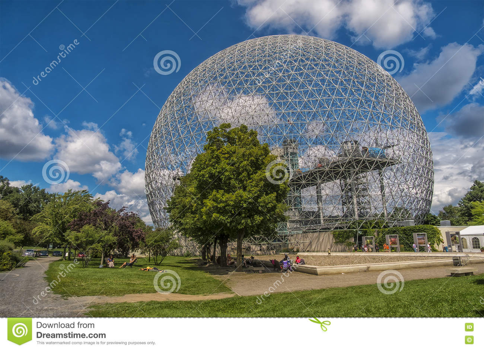 Biosphere, Environment Museum