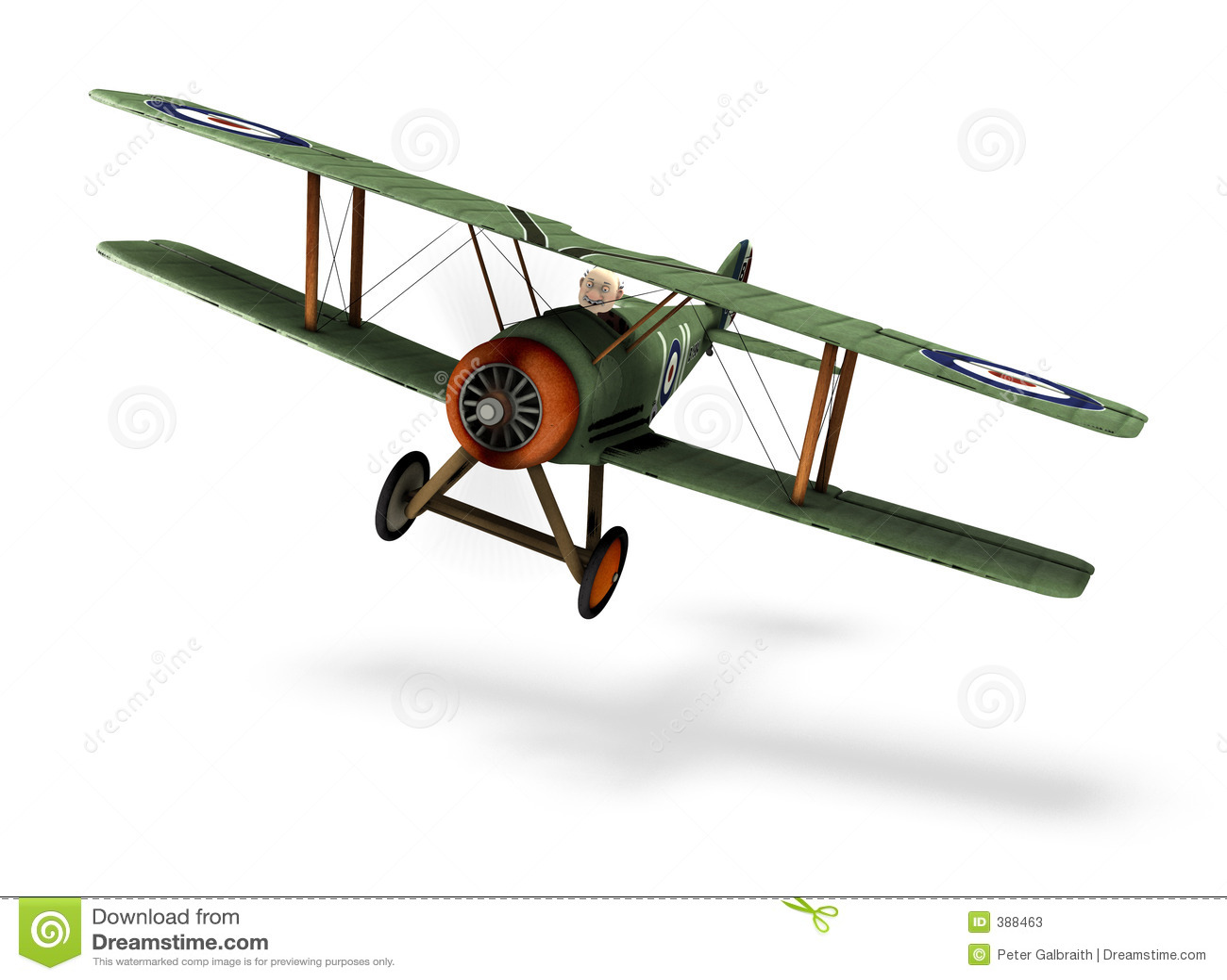 Biplane κινούμενα σχέδια