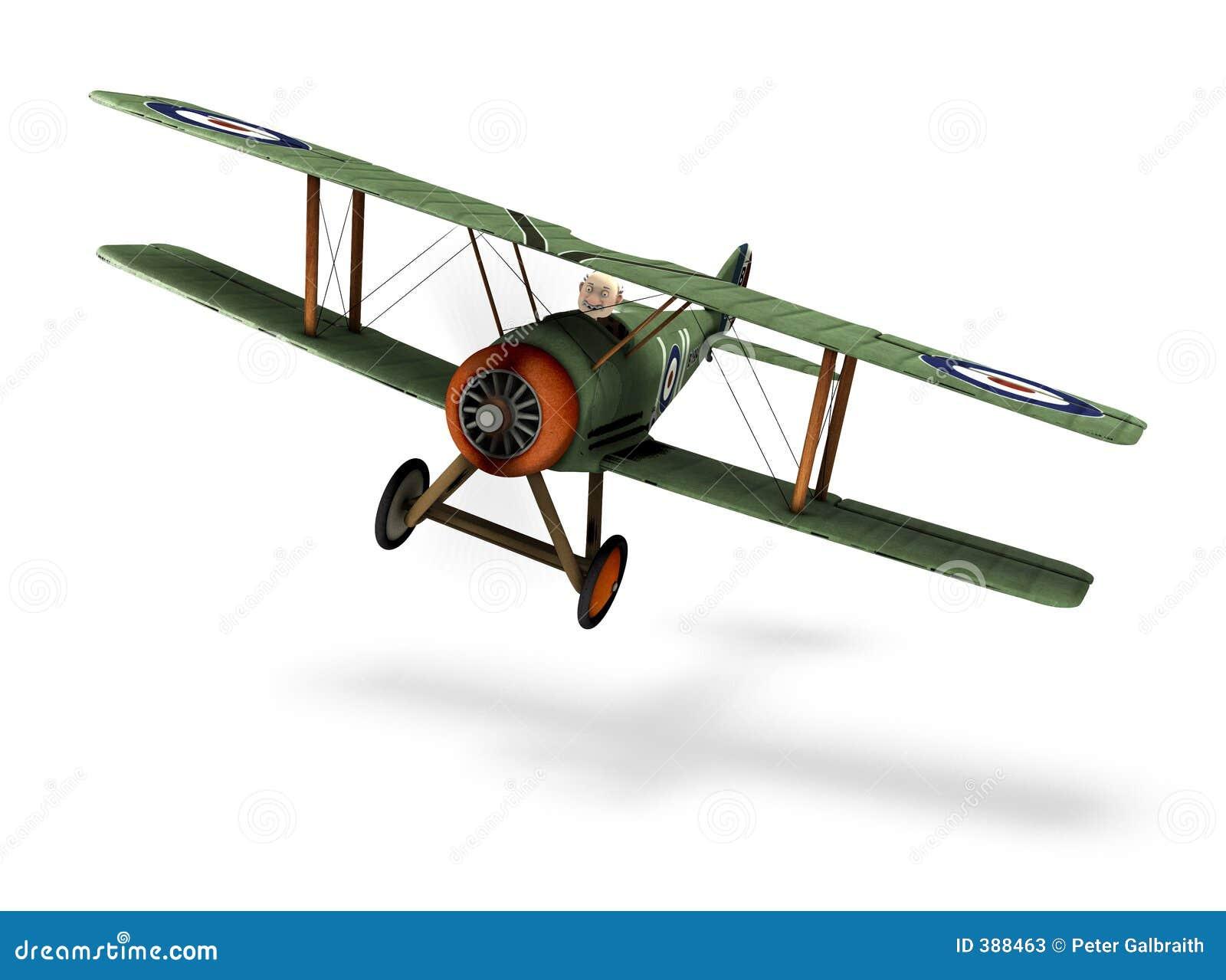 Hanger Plane