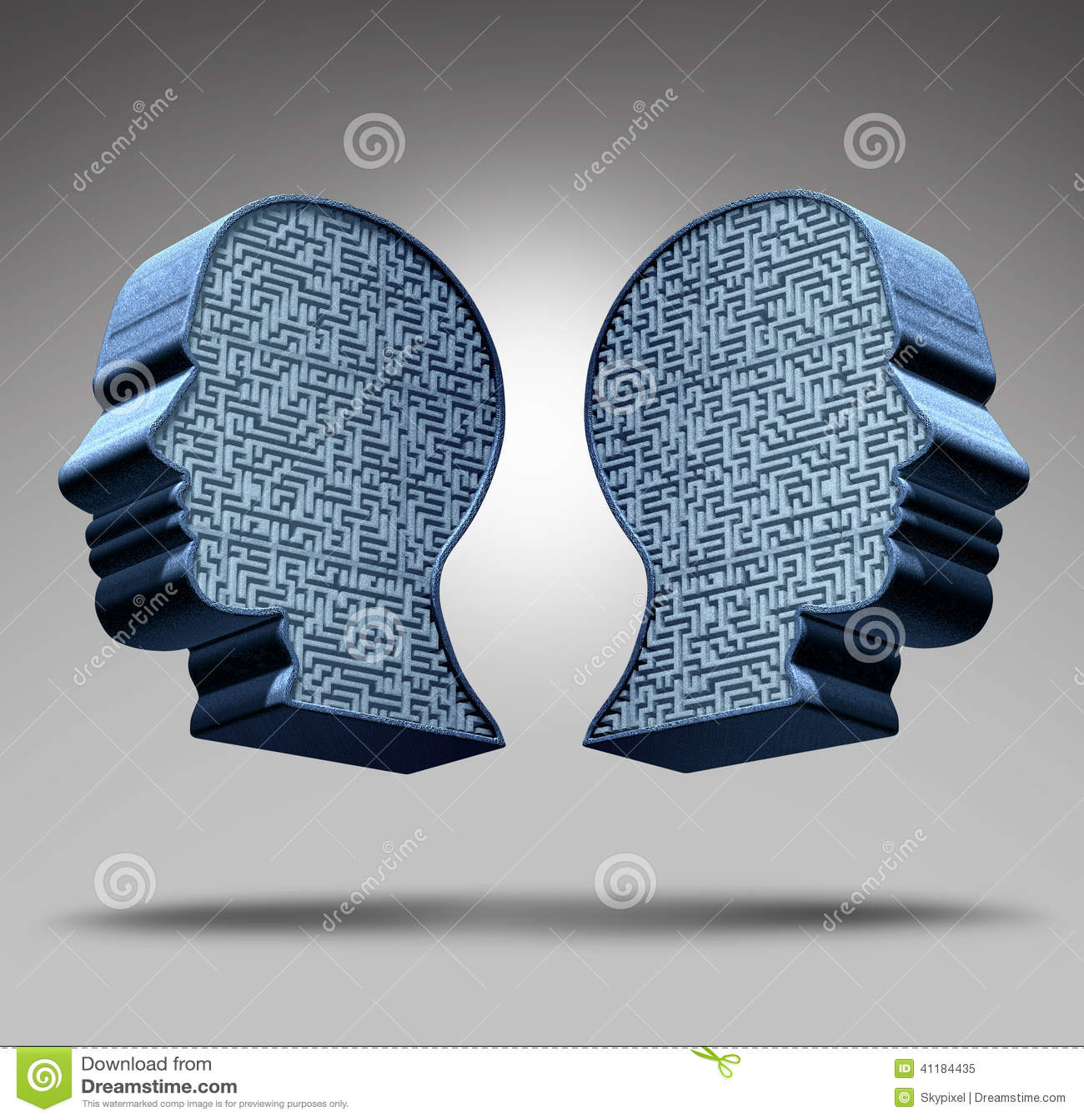 Bipolar Disorder Stock Illustration Illustration Of Mania 41184435