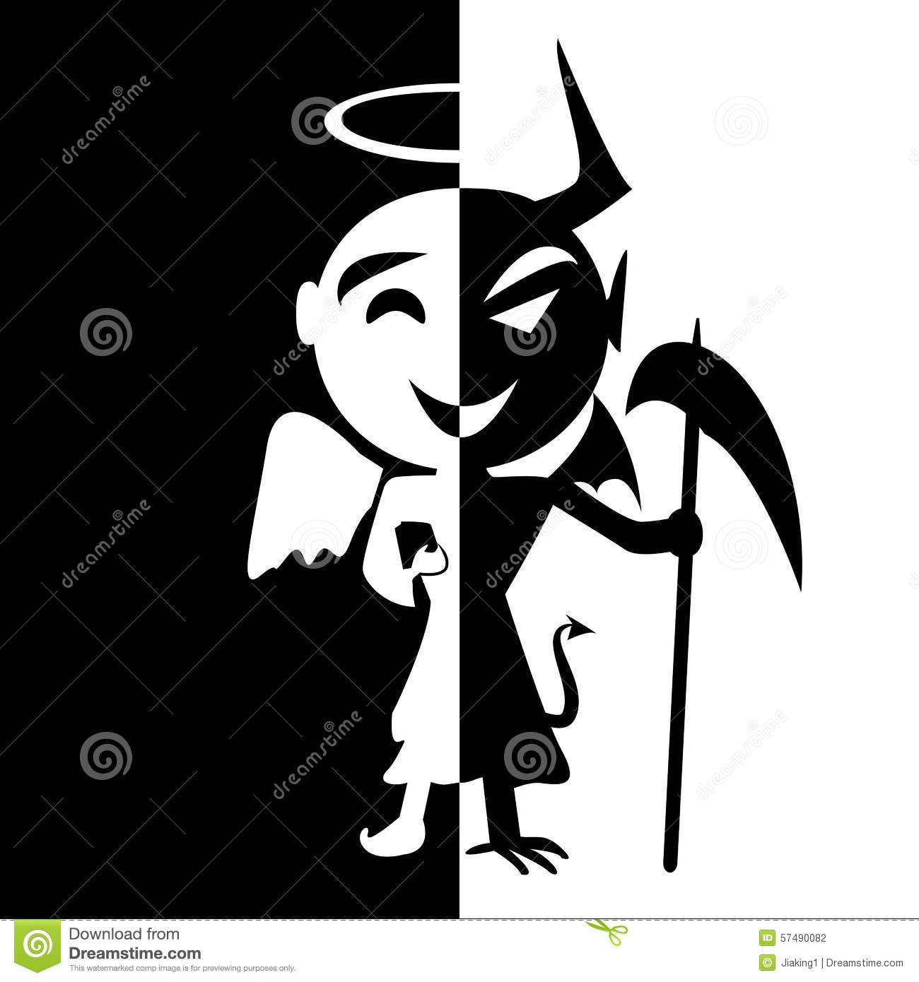 man good evil The essential thing, however, in a good and healthy aristocracy is that it   according to slave-morality, therefore, the evil man arouses fear according to.