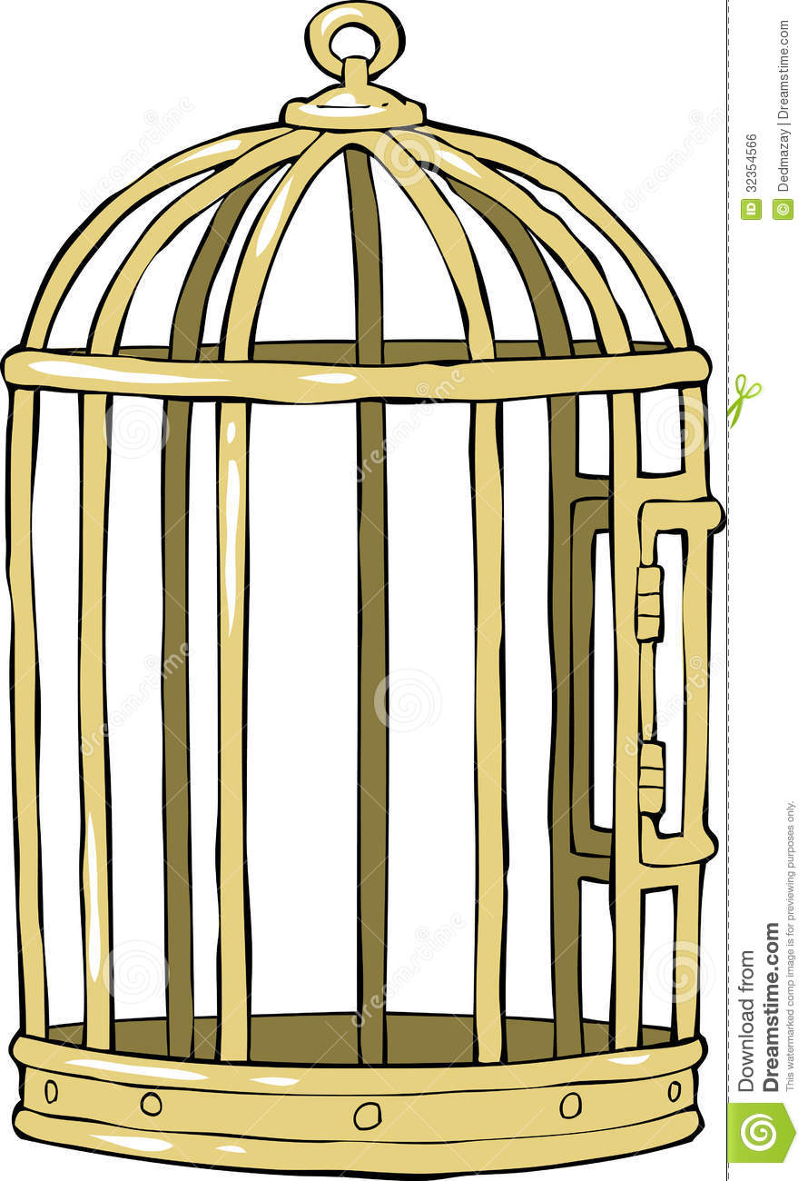 Bird Cage Royalty Free Stock Image - Image: 32354566