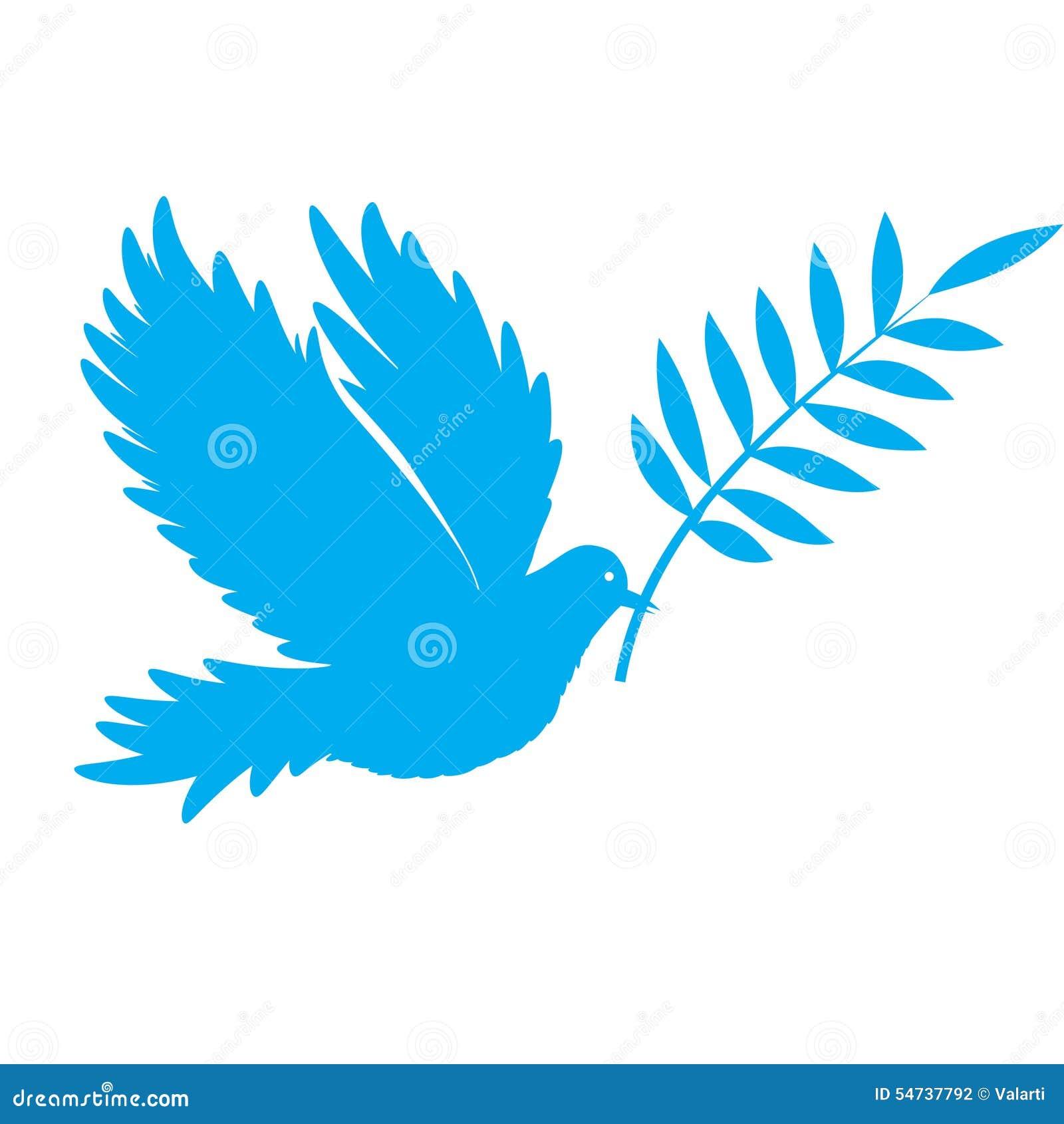 Dove bird peace sign - photo#20
