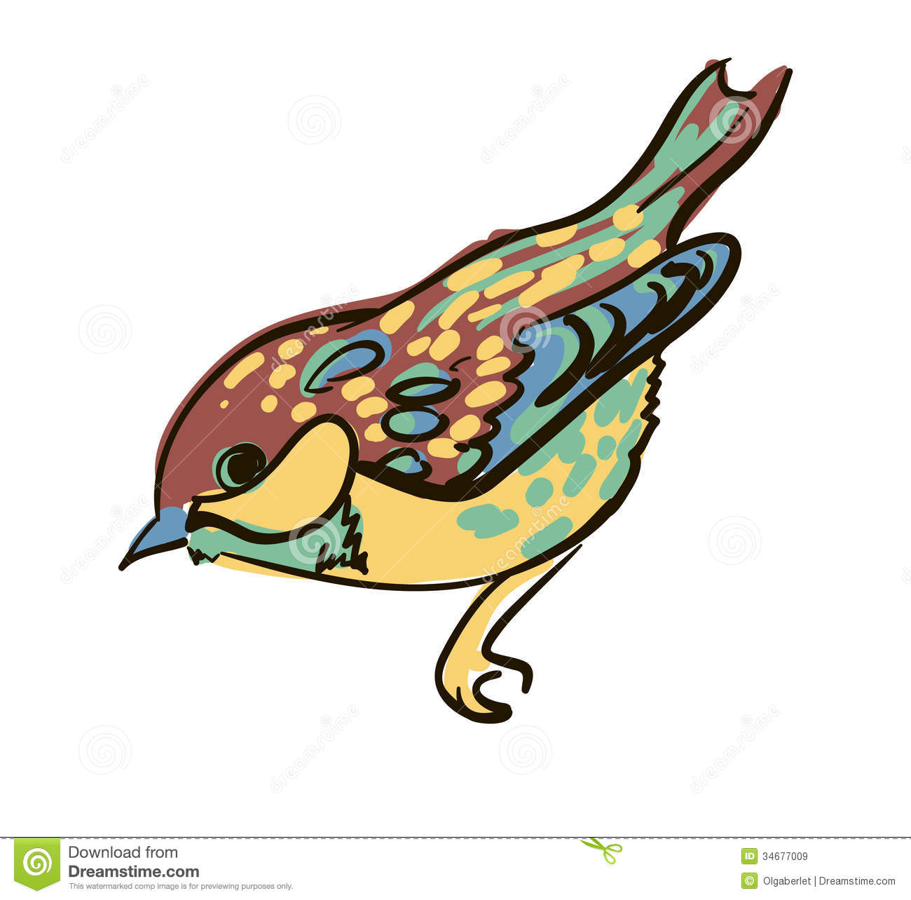 bird royalty free stock images image 34677009
