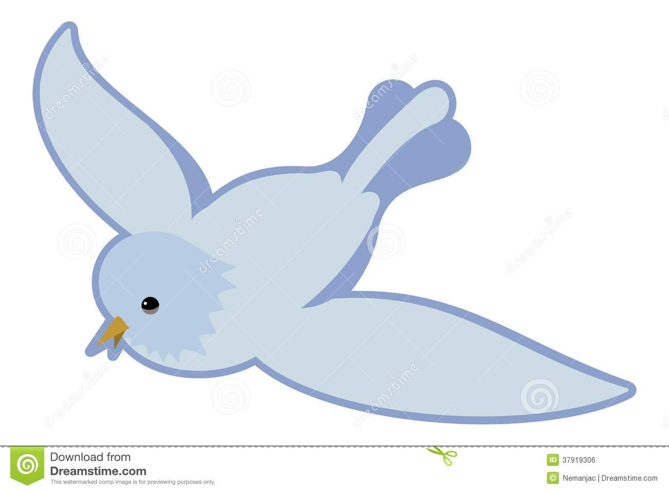 bird flying cartoon concept stock illustration illustration of rh dreamstime com flying bird cartoon pictures flying bird cartoon animation
