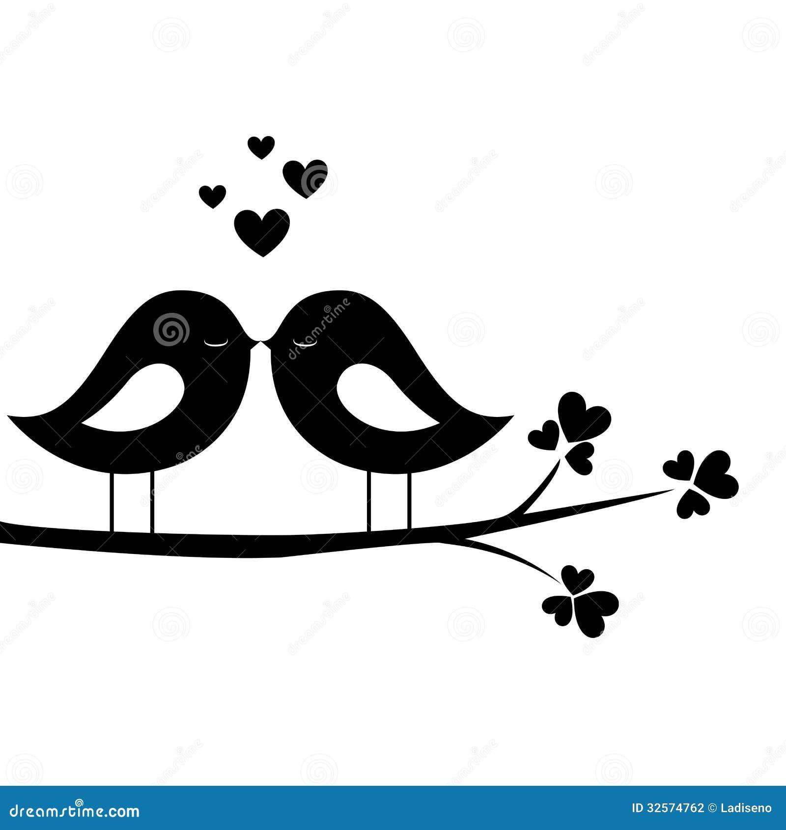 Bird Kiss Stock Photography - Image: 32574762