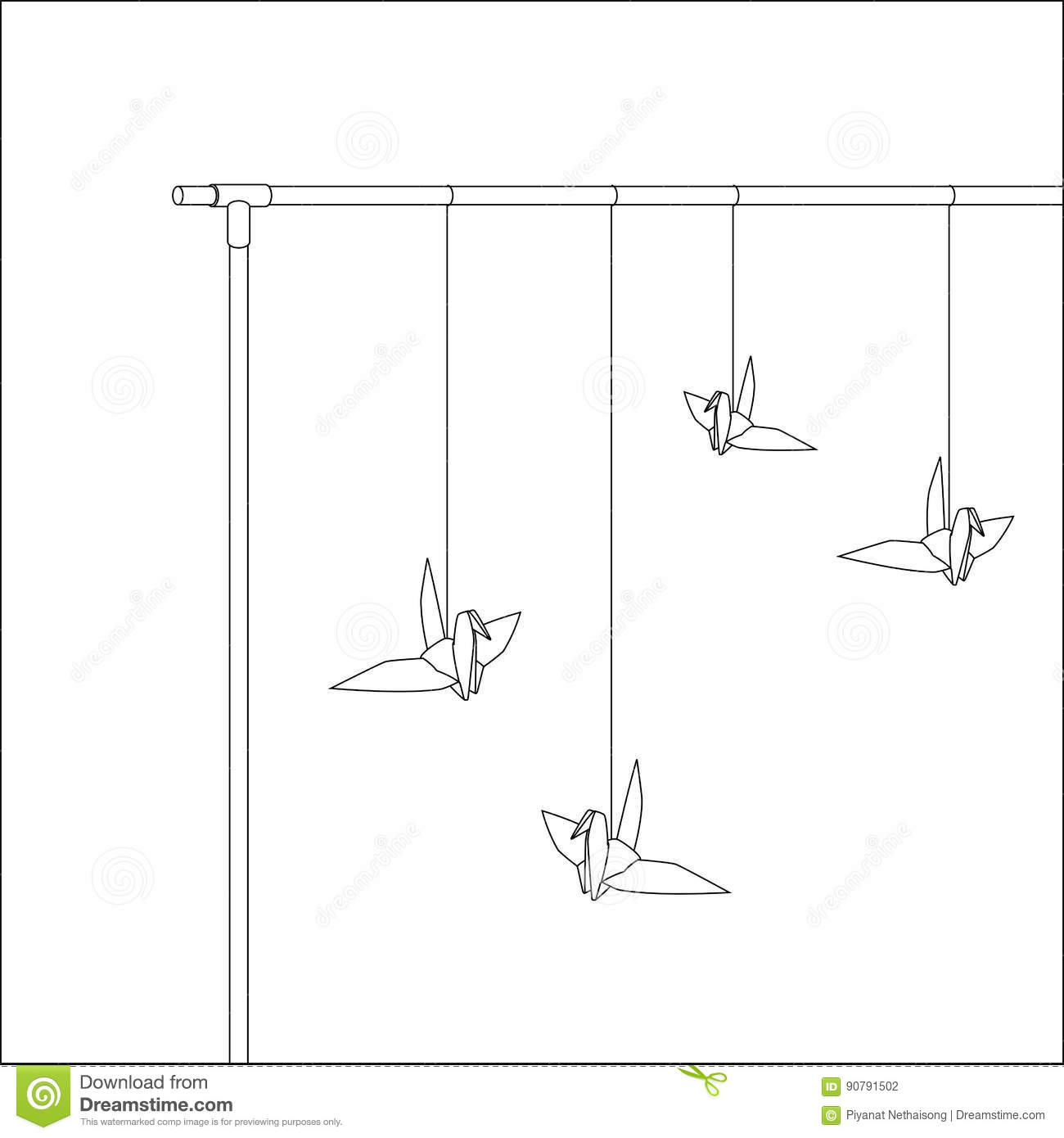 Newtons cartoons illustrations vector stock images for Balancing bird template