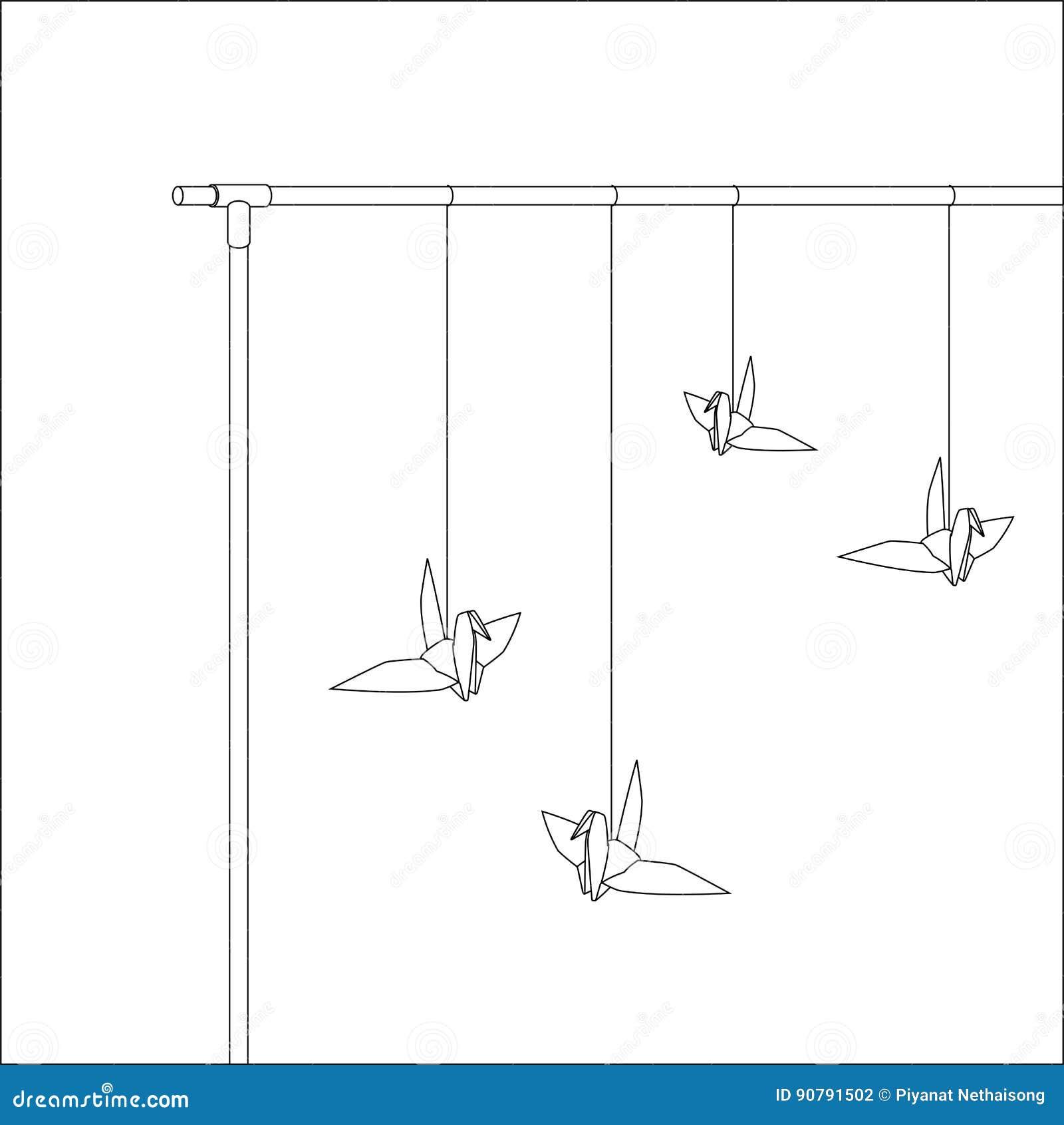 Newtons cartoons illustrations vector stock images for Balancing bird template