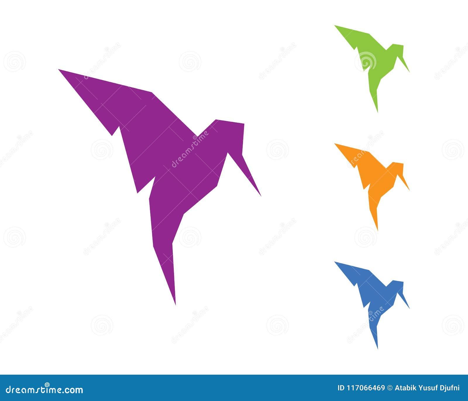 Bird Vector Icon Stock Vector Illustration Of Nature 117066469