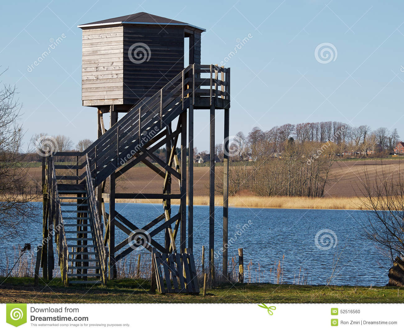 how to build an observation tower
