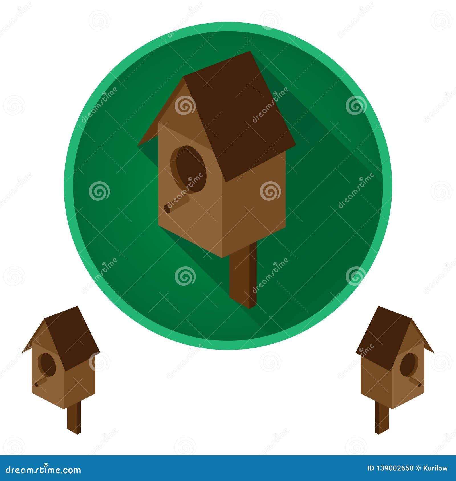 Birdhouse Icon On White Background. House For The Birds ... on modern birdhouse designs, mosaic birdhouse designs, cute birdhouse designs, exotic birdhouse designs, awesome birdhouse designs, unusual birdhouse designs, interesting birdhouse designs, whimsical birdhouse designs, ornate birdhouse designs, creative birdhouse designs,