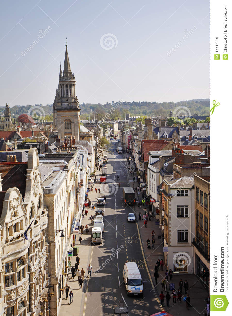 England City Images