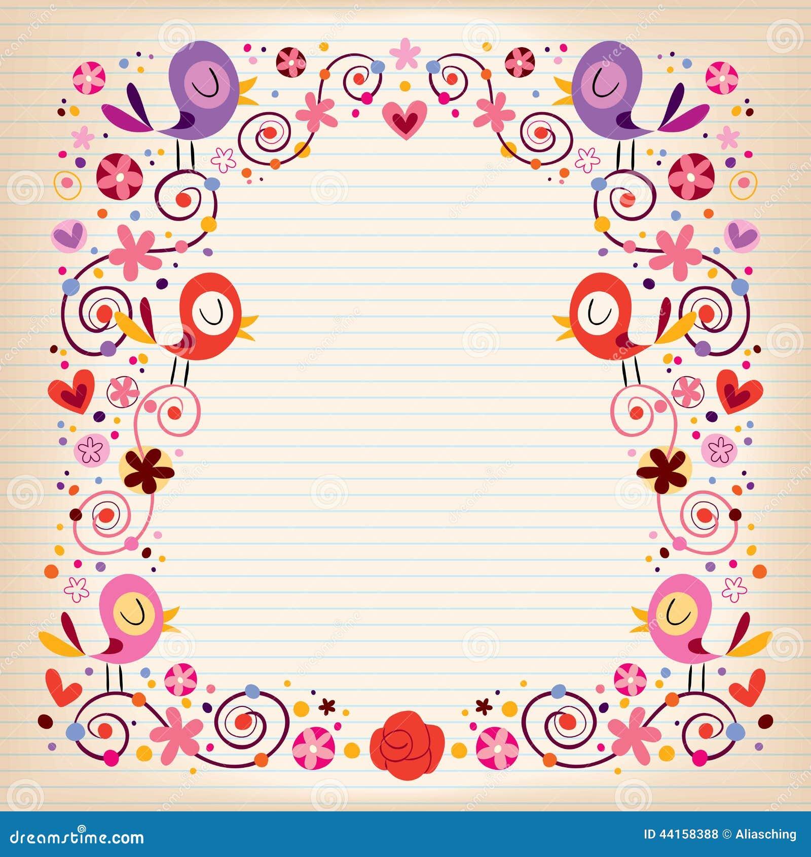 cute border designs flowers wwwpixsharkcom images