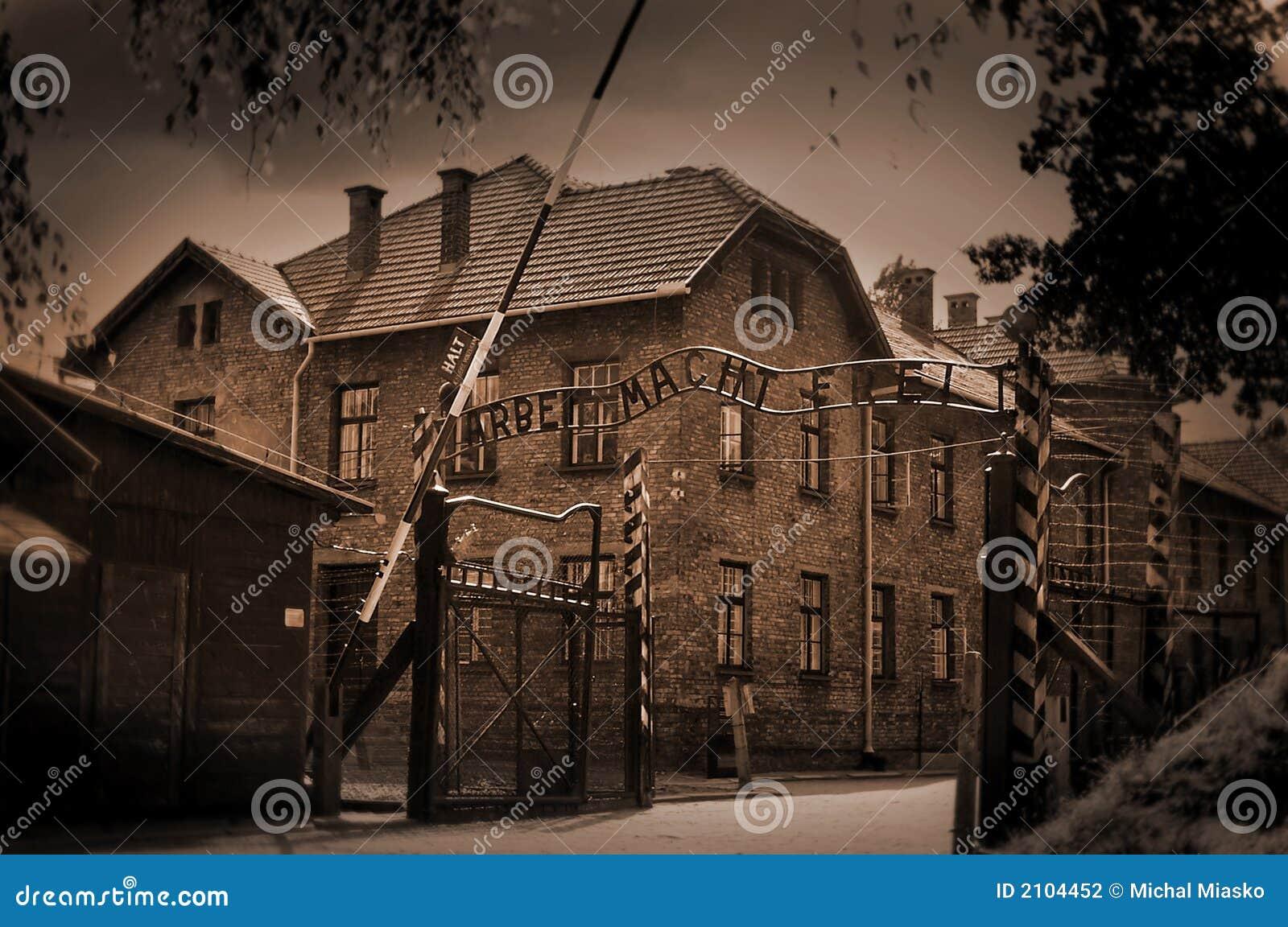 Birkenau d Auschwitz