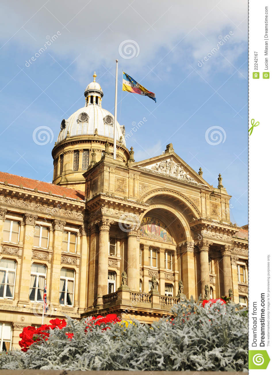 Birmingham architecture stock image. Image of government - 22242167