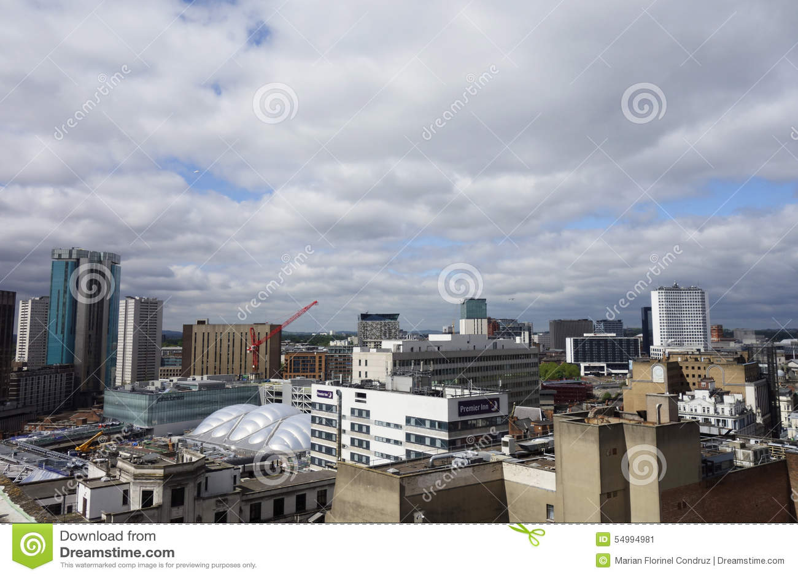 Birmingham byggnader