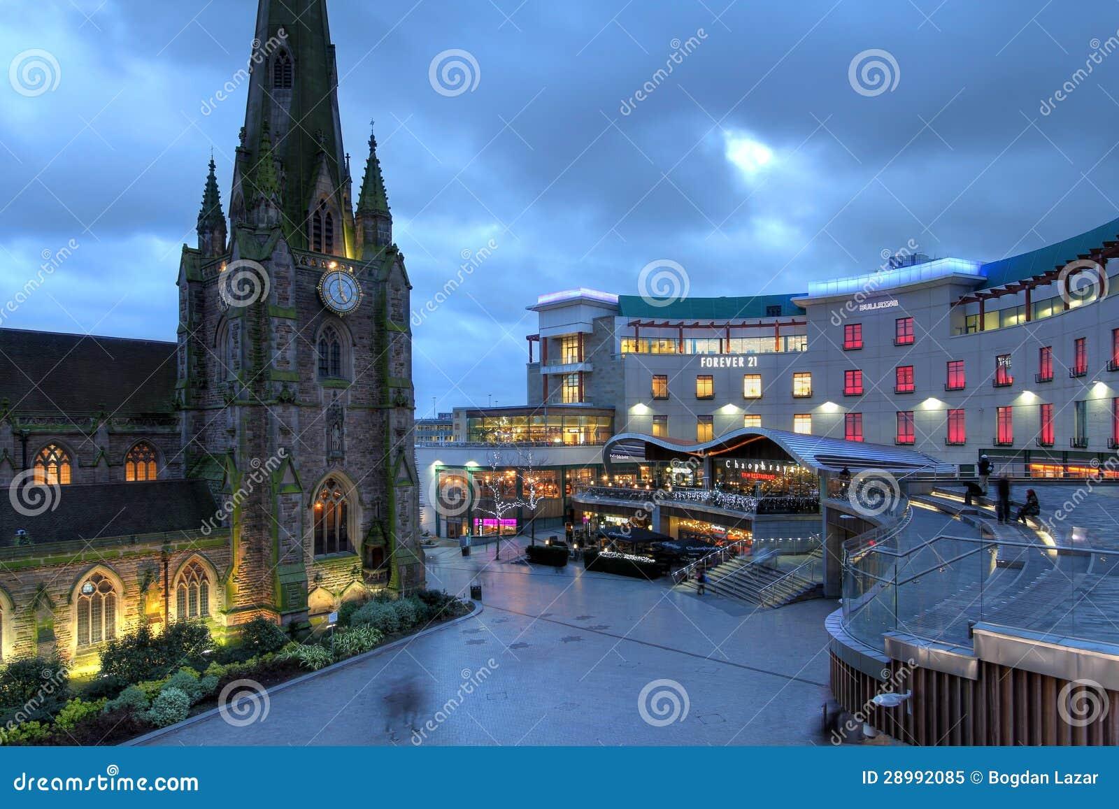 Birmingham, het UK