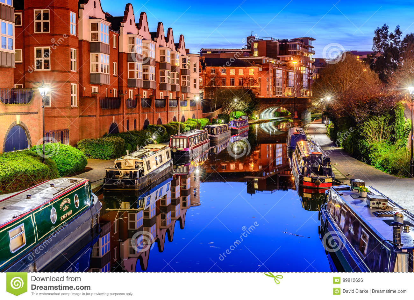 Birmingham-Kanal