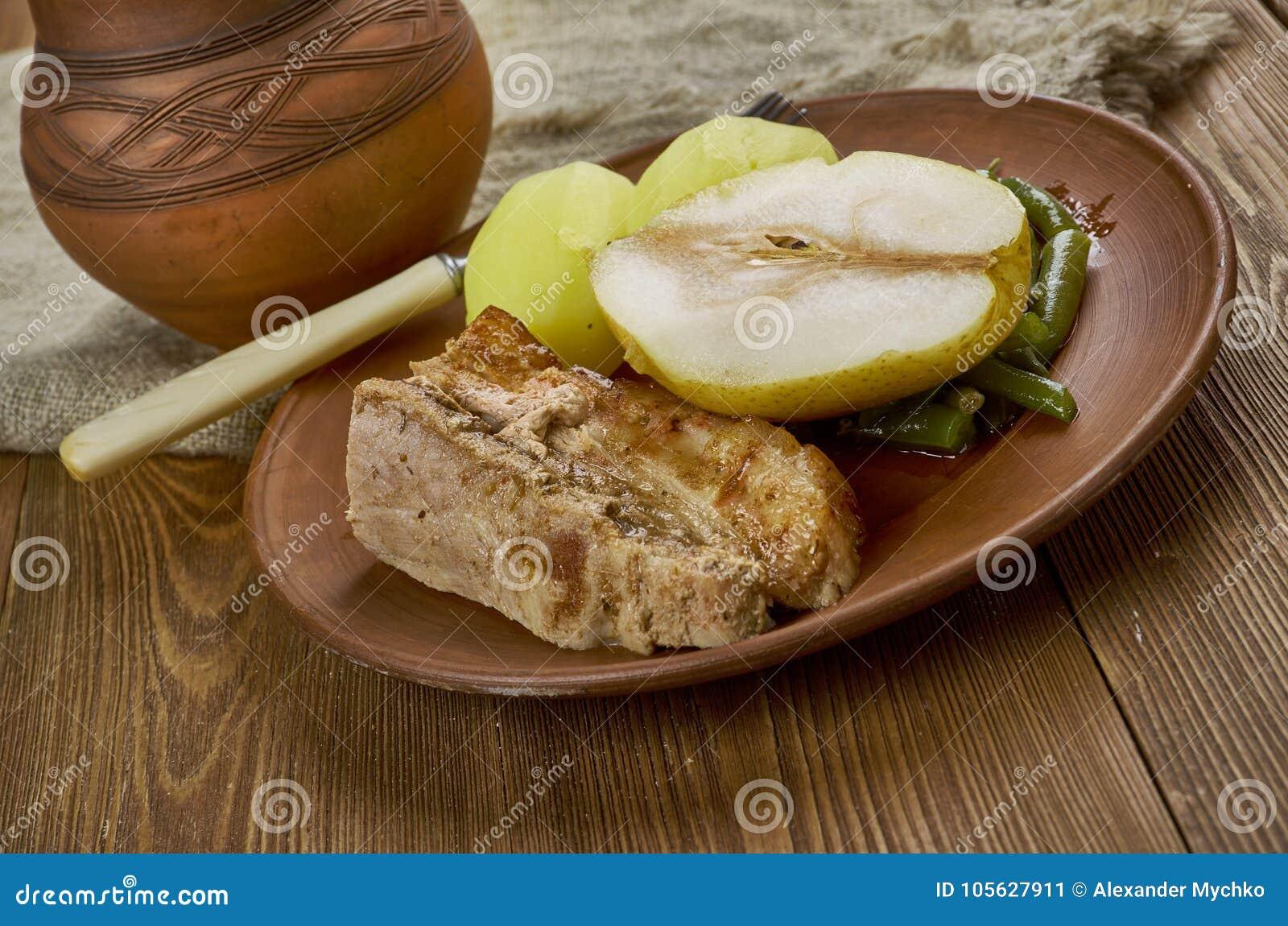 Birnen, Bohnen und drobina
