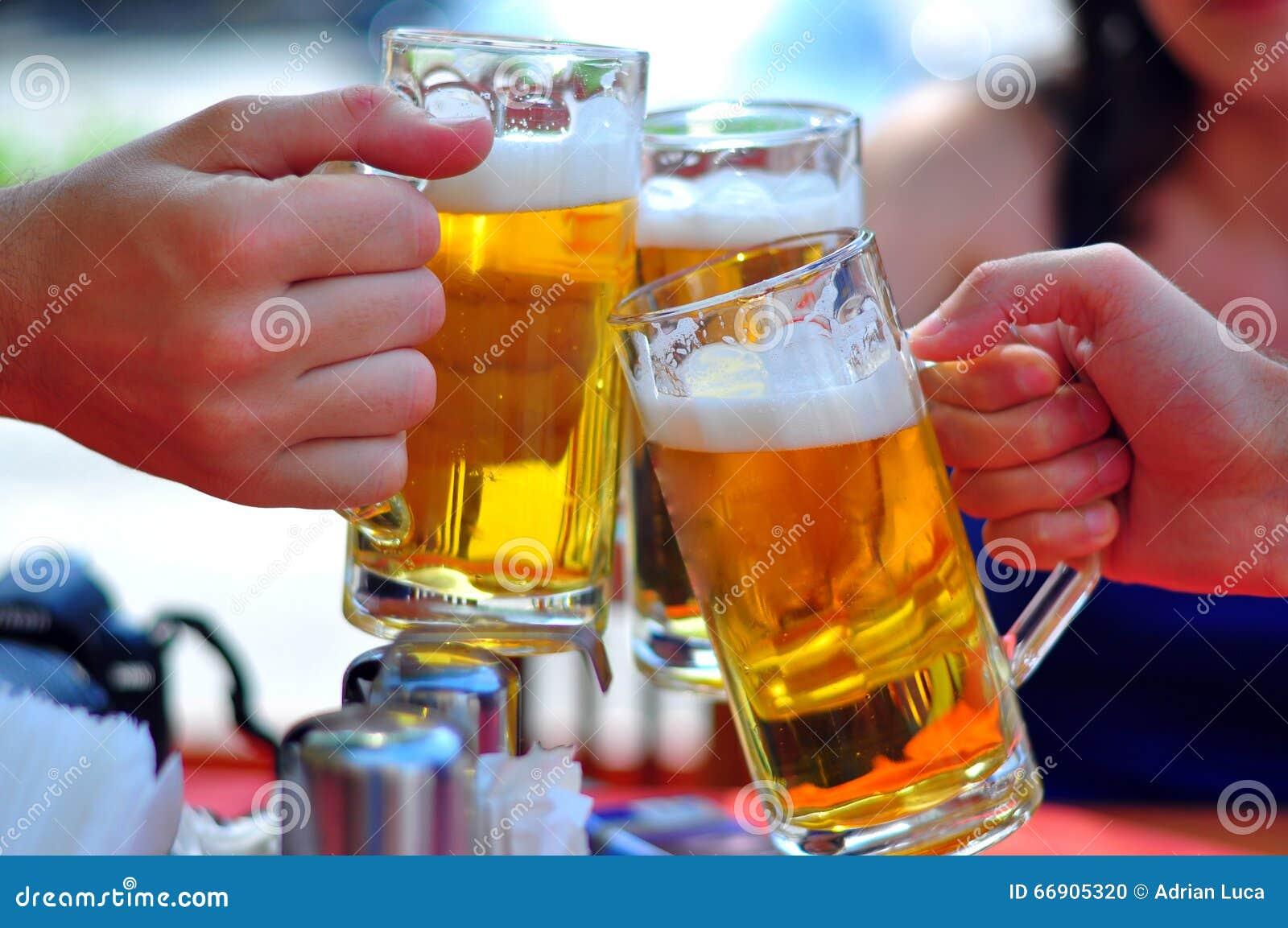 Birra bevente