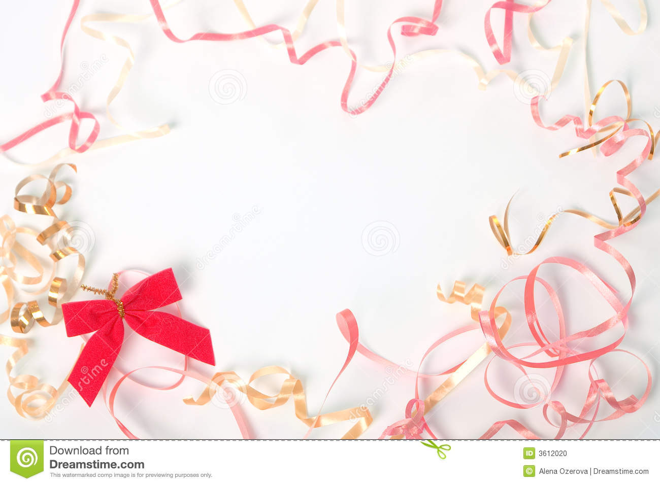 Birthday Backgrounds Stock Photo Image Of Adorn Curled