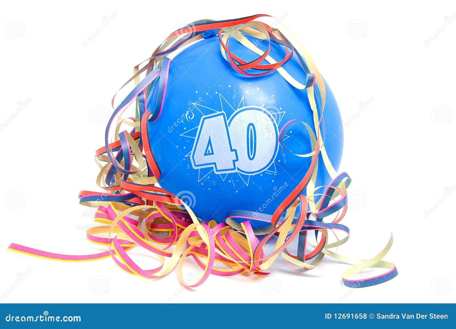 Поздравления мужчине 40 лет