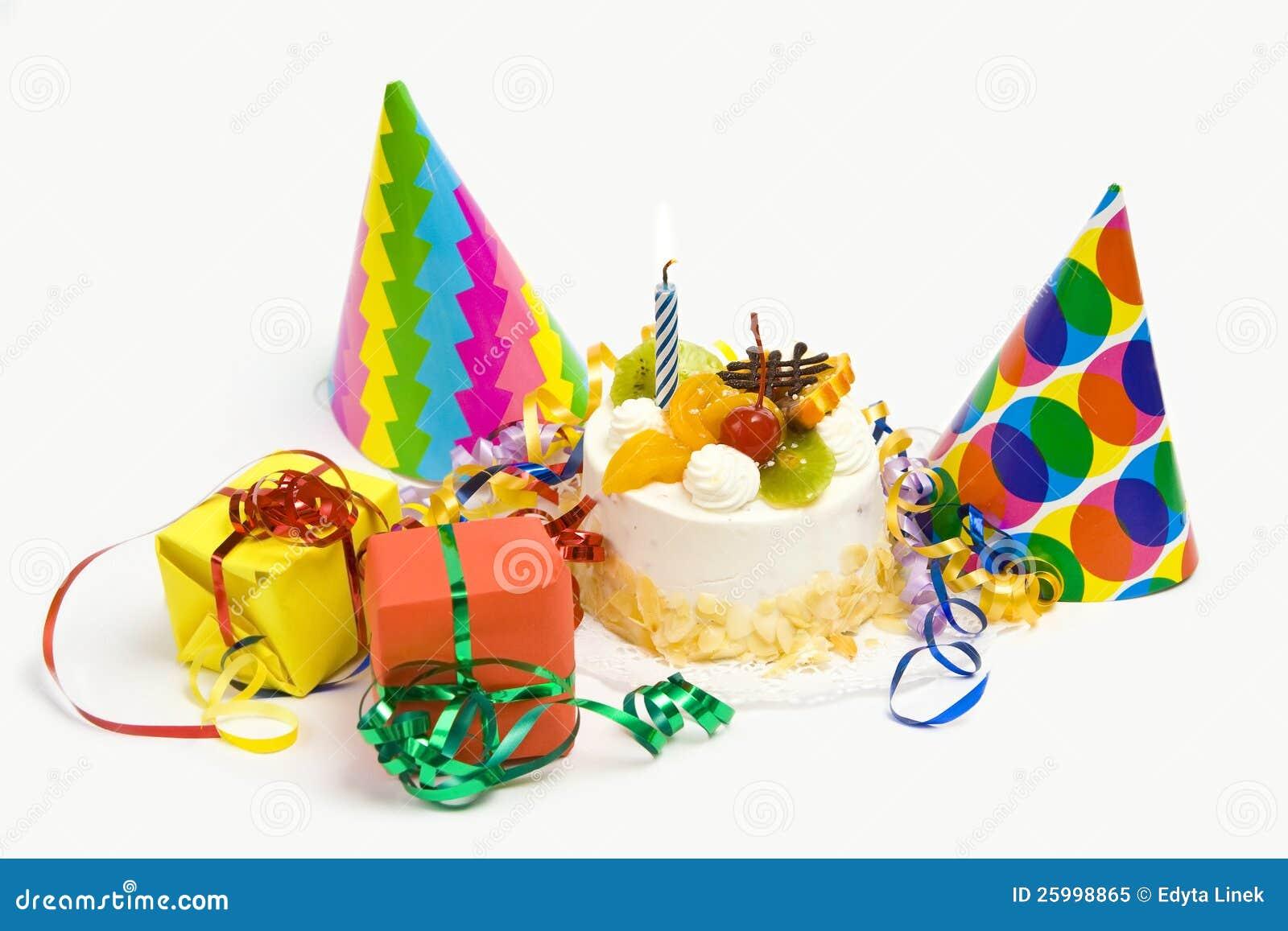 Birthday Cake Royalty Free Stock Photo - Image: 25998865