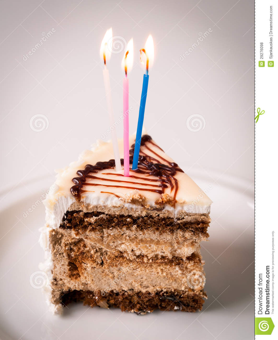 Birthday Cake Royalty Free Stock Photos Image 29276098