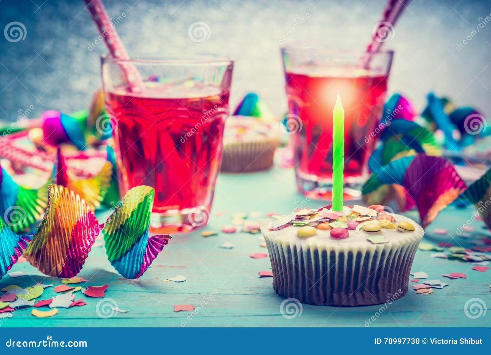 Happy Birthday Drink Cake