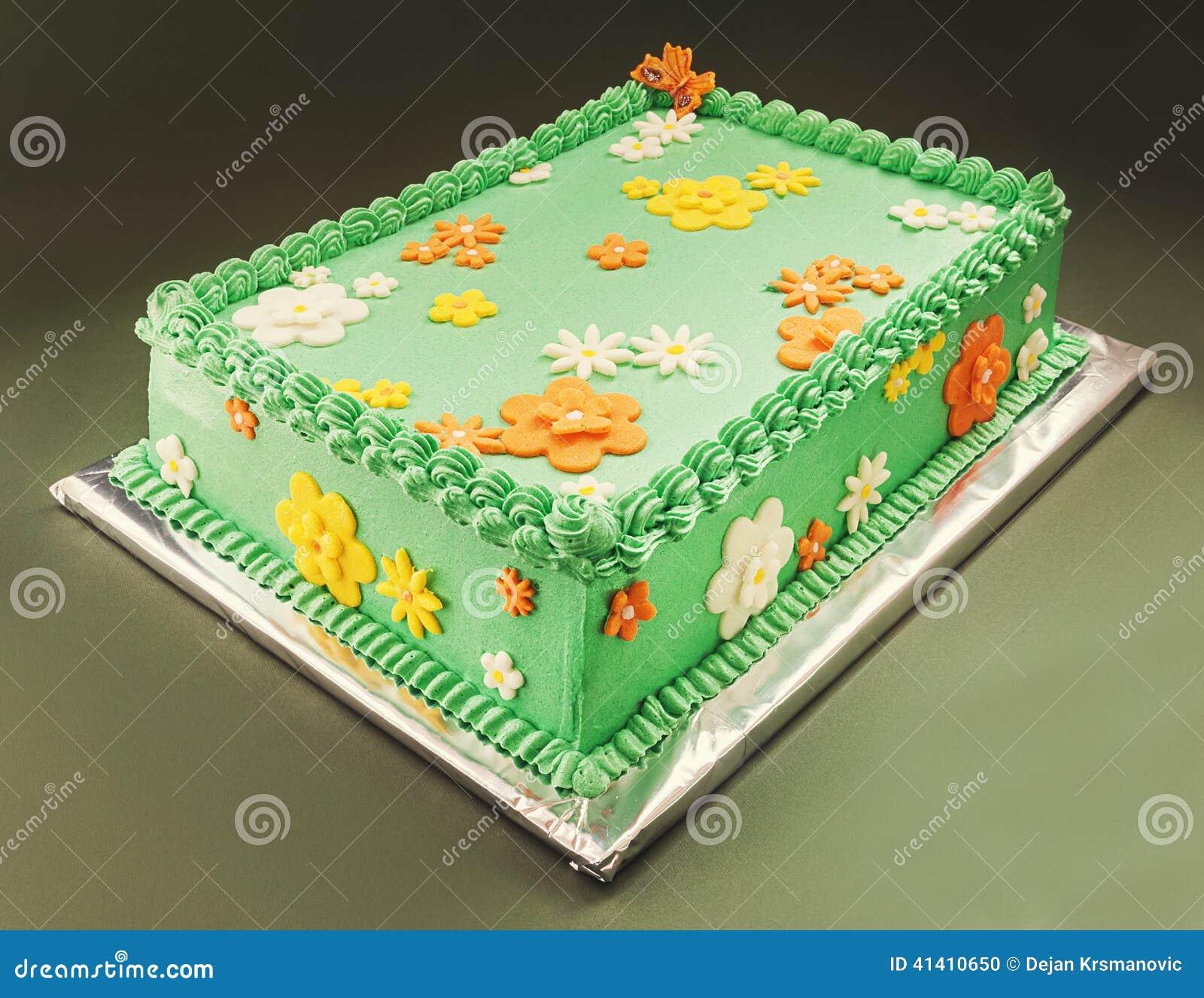Cake Symbolizes In Birthday
