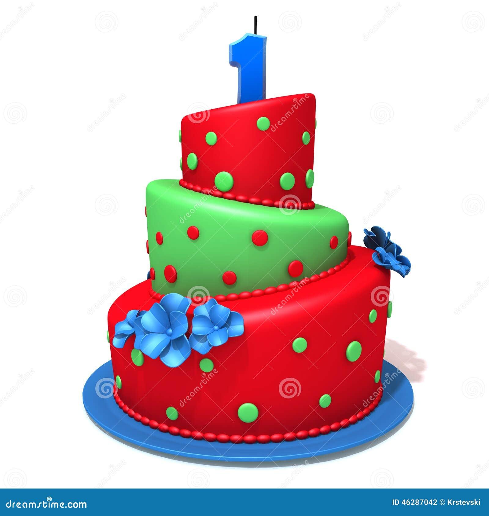Sugar Free Birthday Cake For  Year Old