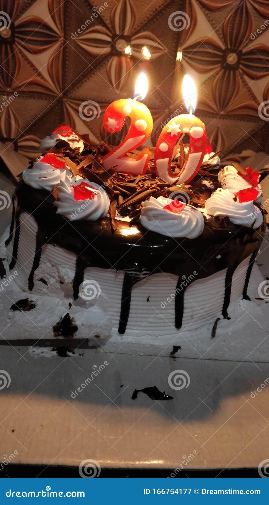 Swell Birthday Cake Pics Stock Image Image Of Cake Pics 166754177 Personalised Birthday Cards Arneslily Jamesorg