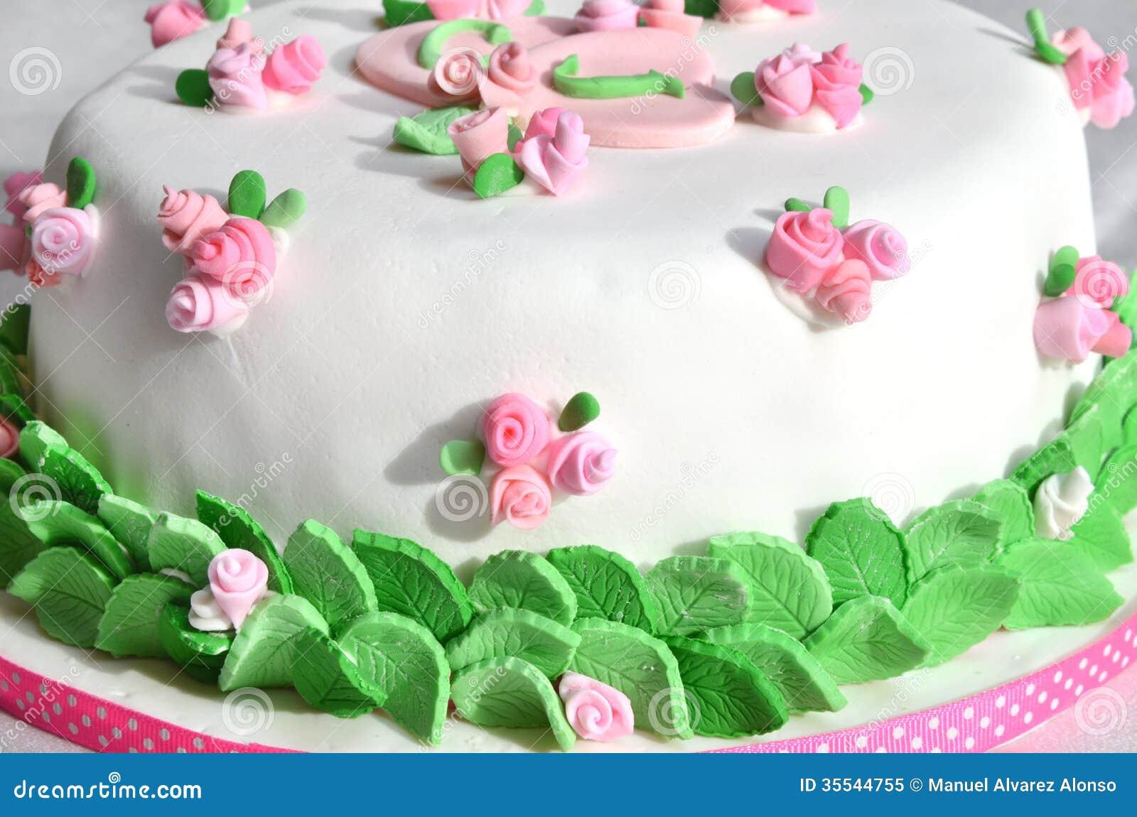 Birthday Cake Profile stock image. Image of household - 35544755