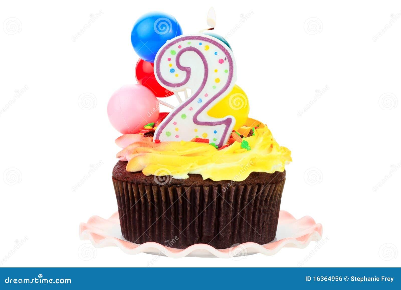 Fabulous Birthday Cake For Two Year Old Stock Photo Image Of Celebration Funny Birthday Cards Online Inifodamsfinfo