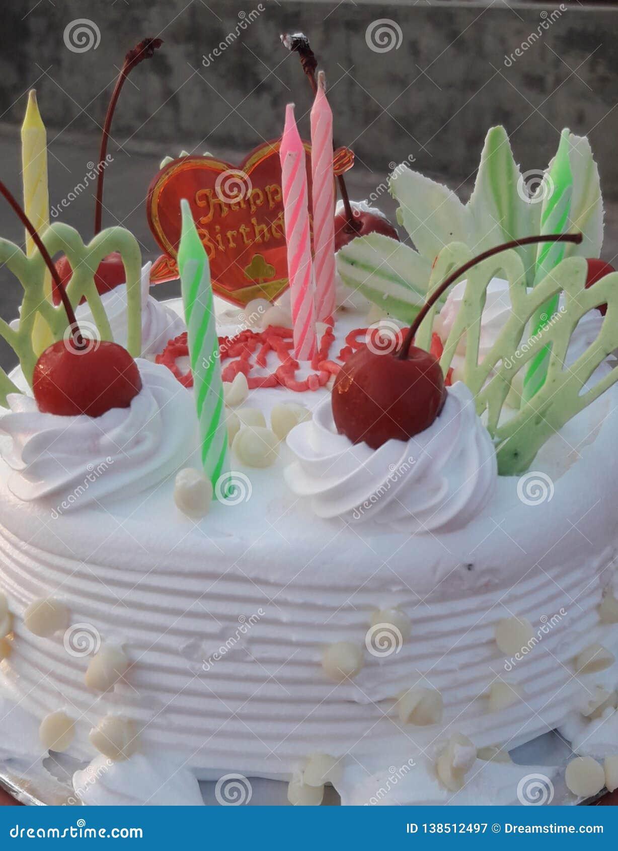 Fantastic Birthday Cake Stock Image Image Of Nice Special Very 138512497 Personalised Birthday Cards Petedlily Jamesorg