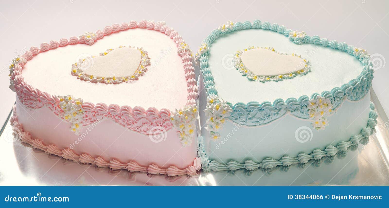 Birthday Cakes Stock Photo Image Of Entertaining Object 38344066